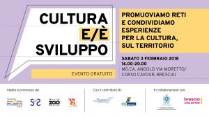 Cultura è Sviluppo_3 febbraio 2018
